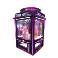 SEASON COLOR SEASON Fashionable Complete gift display plan arcade entertainment gift claw machine merchandise
