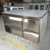 LVNI 4 drawers counter chiller 0.9m counter freezer for the UK restaurant