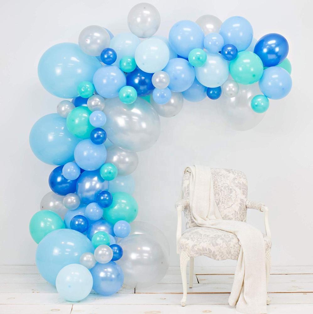 Pastel Balloon Arch Garland Kit  Birthday Wedding Baby Shower Xmas Party Decor