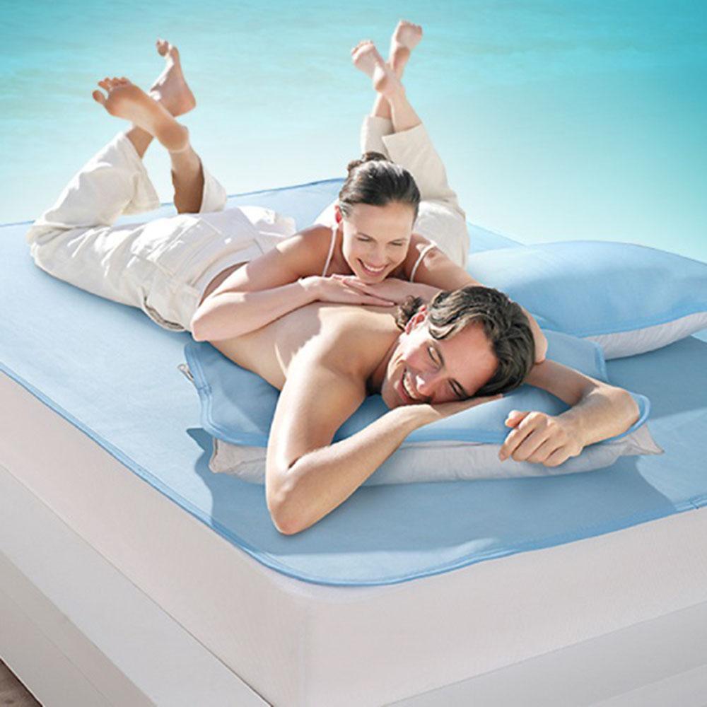 Cooling Fabric with TPU Waterproof Mattress Protector/ Cheap wholesale waterproof mattress cover fitted/mattress pad/mat - Jozy Mattress | Jozy.net