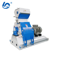 High efficiency grain soybean wheat rice grinding machine price for maize corn hammer mill sale