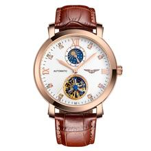 Wholesale 2019 <strong>hot</strong> in stock men business quartz automatic mechanical watch from China
