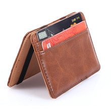 China wholesale rfid mans slim minimalist men elephant genuine leather <strong>wallets</strong> magic custom key <strong>wallet</strong> waterproof <strong>wallet</strong>