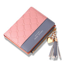 New design women <strong>wallet</strong> tassel coin purse and card holder multiple <strong>wallet</strong> for ladies