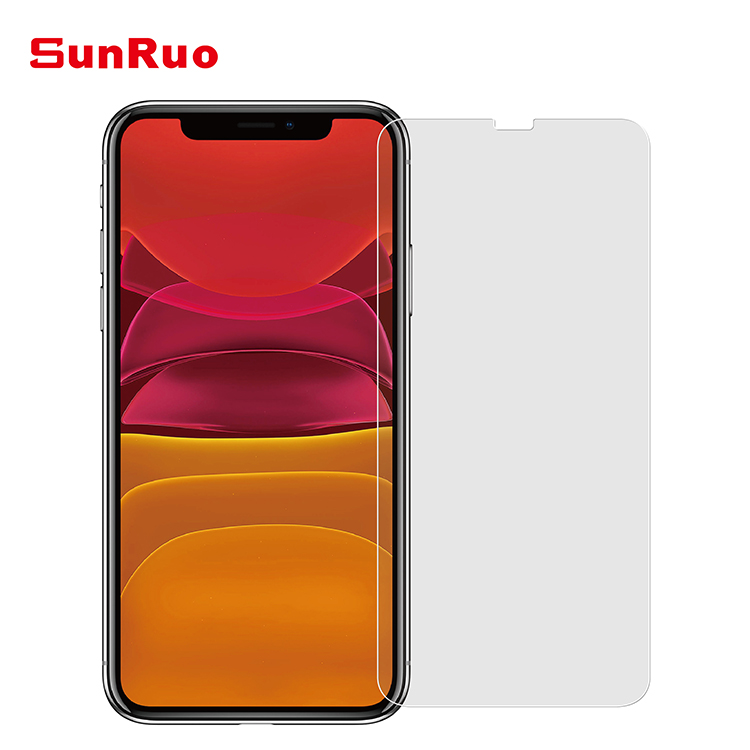 2.5D Clear tempered glass screen protector for iPhone 11/11 pro/ 11 pro max