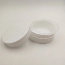 Concave Jel, pastry cream jar; powder, puffiness, lotion, mask cream container and other packaging container China Made