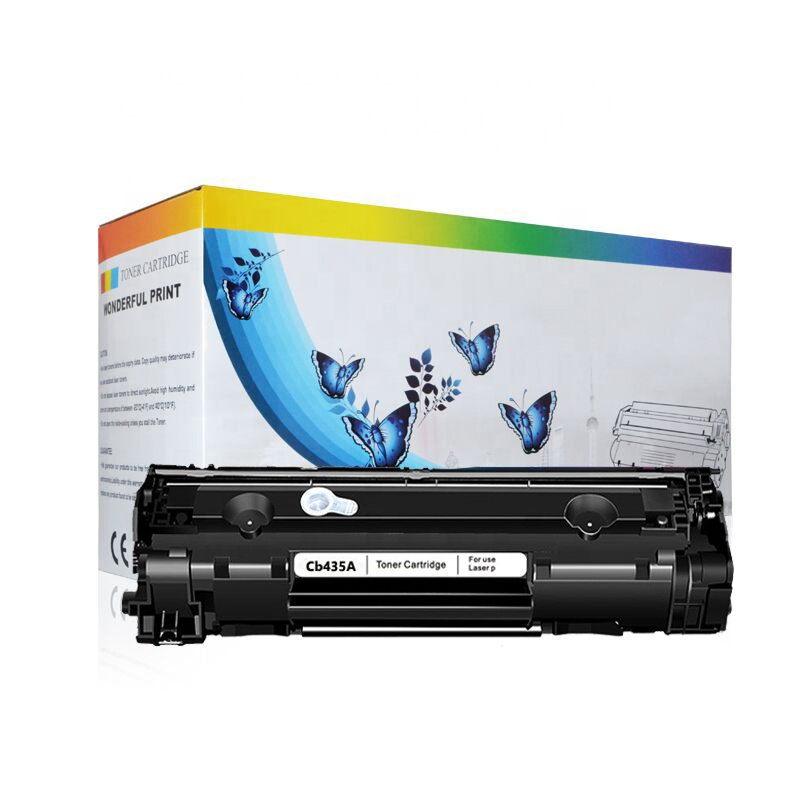 CB435A 35A Compatible <strong>Toner</strong> Cartridge CB435A for LaserJet Pro <strong>P1005</strong> P1006 P1007 Series