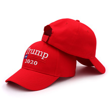 Make America Great Again <strong>Cap</strong> Donald Trump Custom Logo Embroidered Baseball Snapback <strong>Cap</strong> American Flag Red Trump Hat