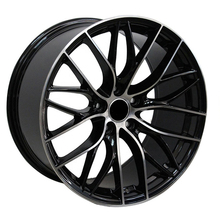 2019 17 18 19 inch <strong>wheel</strong> 5*112 jwl via alloy aluminum <strong>wheels</strong> rims wholesale