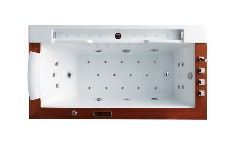 Bath tub massage bathtub from china with competitive price
