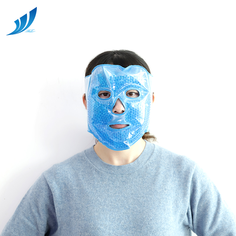 <strong>Specialized</strong> in High Quality Beauty Personal Reusable Sleeping Hot Cold Cooling Gel Facial Mask
