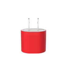Round mini <strong>mobile</strong> usb charger <strong>1000</strong> mA wall travel charger for <strong>phone</strong> 6s