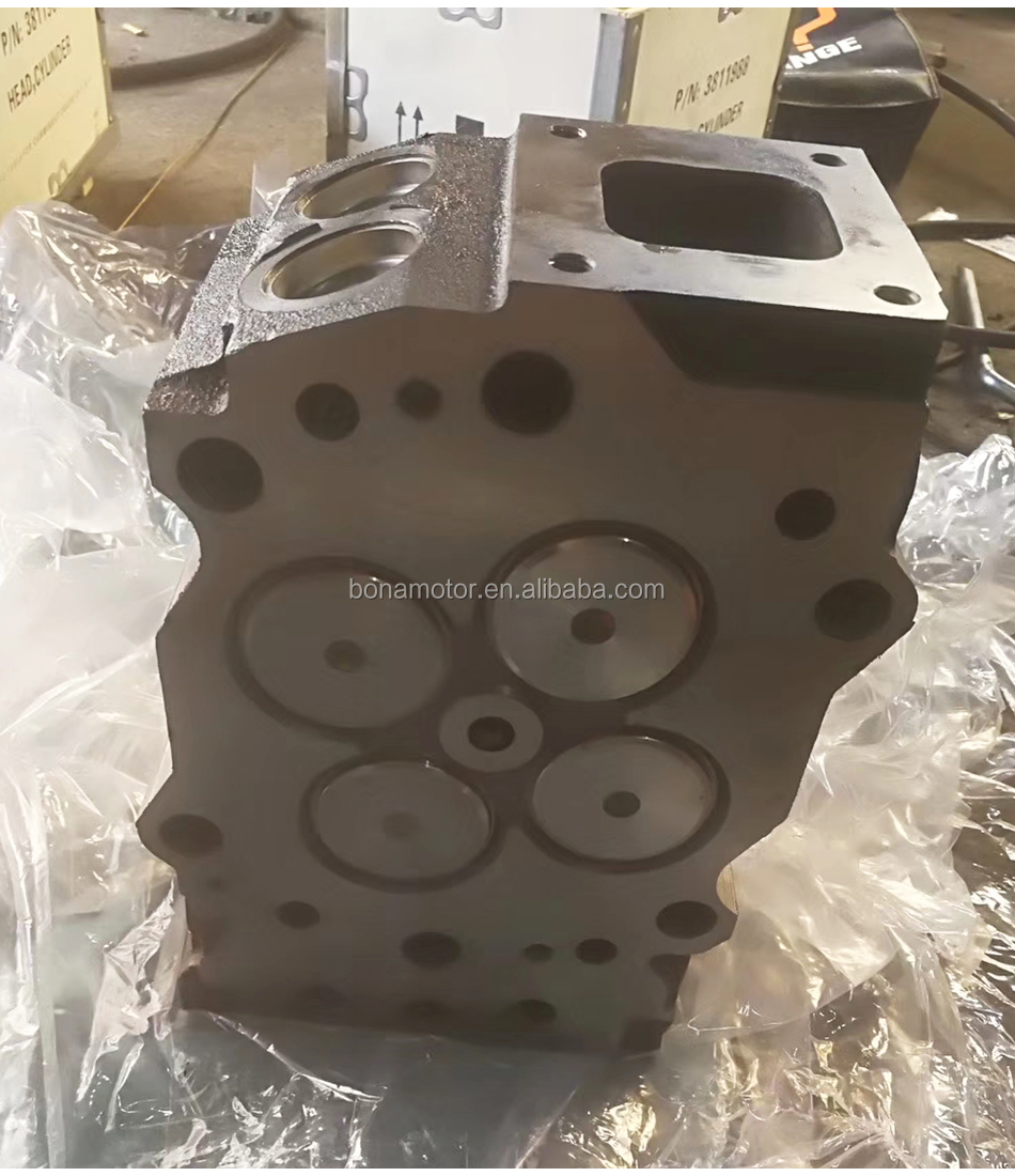 auto parts for CUMMINS K19 KTA19 3021692V 3176619 engine cylinder head assy