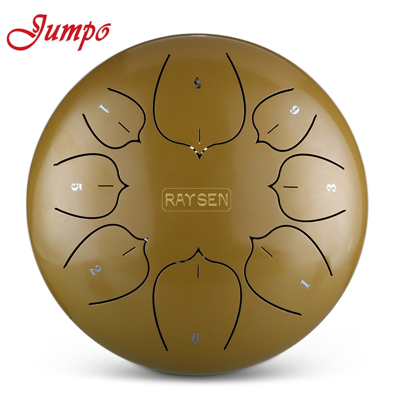 Professional percussion instrument steel tongue drum for sale