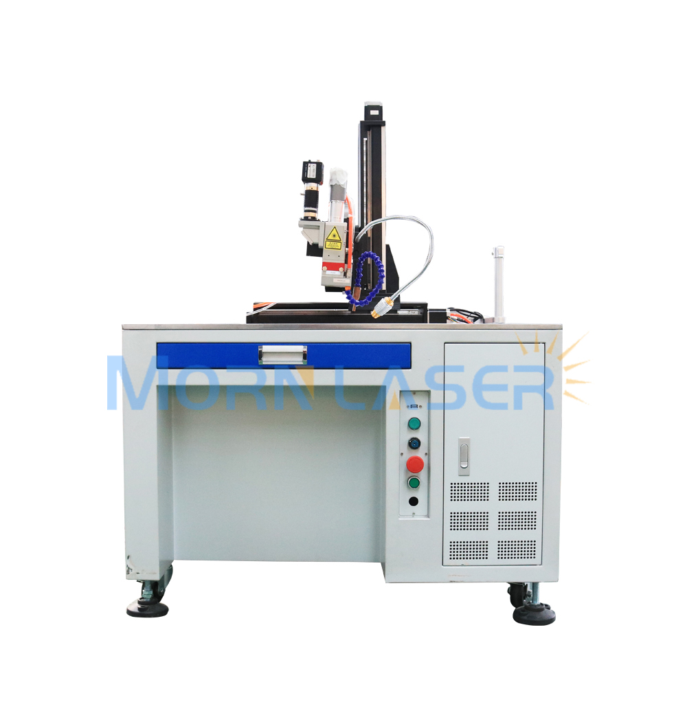 Metal plate 1000w fiber optic laser welding machine welder