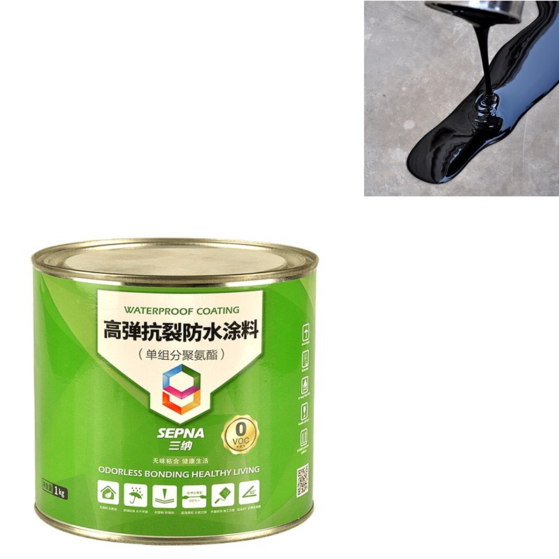 Hot sale liquid High elastomeric PU/Polyurethane roof waterproofing <strong>coating</strong>