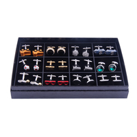 High quality stock mens cufflinks mixed designs ready to ship