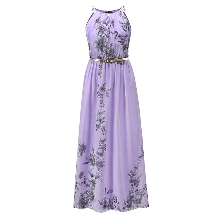 W6938 Woman Dress Summer 2020 Summer Dresses Women Casual Women's Dresses Floral Dresses