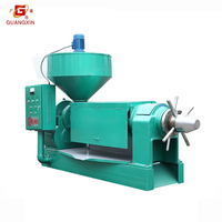 20T/D soybean oil making machine screw oil press machine Cold Press Palm Kernel Oil Extraction Mac