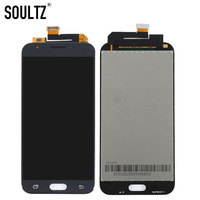 SOULTZ TFT lcd display screen for samsung galaxy J7 Verizon J727 replacement lcd screen touch assembly for samsung galaxy j727