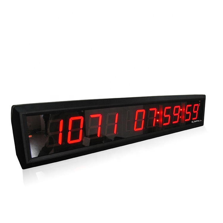 Hot Selling High Quality New Design Waterproof Sports Timing Clock