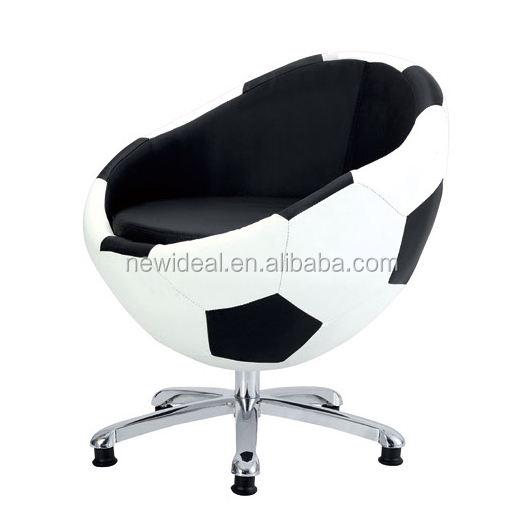 Heavy-duty  football shaped soccer chairs (NS1079)