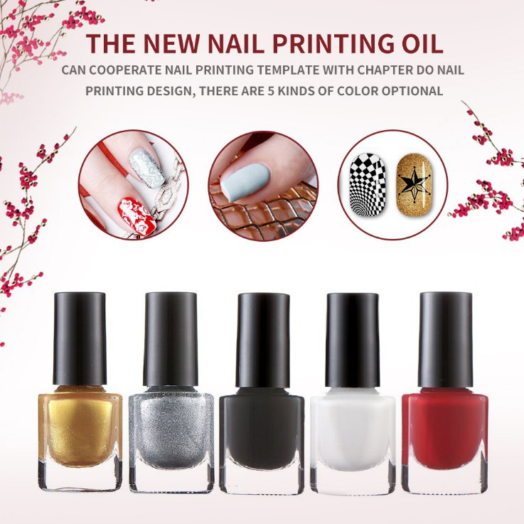 Factory OEM ODM color organic breathable Professionals factory good quality natural organic nail polish 5 color nail polish pen