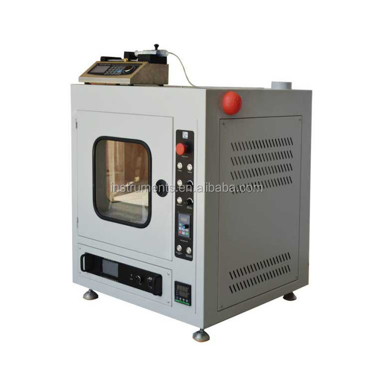 Lab desktop electrospinning equipment with various collectors available