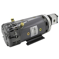 24V Electric Hydraulic DC Motor with Pump