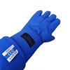 Cryogenic Gloves Nitrogen Protective Low-temperature resistance liquid nitrogen gloves fof sale