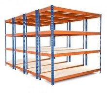 Heavy Duty Vertical Storage Racks / Storage Portable Stacking Racks For Warehouse Racks / Warehouse Pallet Storage <strong>Equipment</strong>