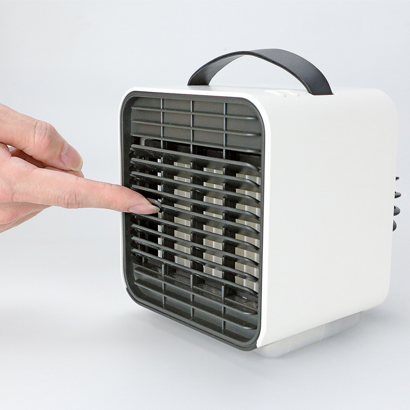 Desktop Portable Mini Air conditioner Water air cooler Fan USB rechargeable