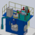 carbon steel and stainless steel tee cold forming machine