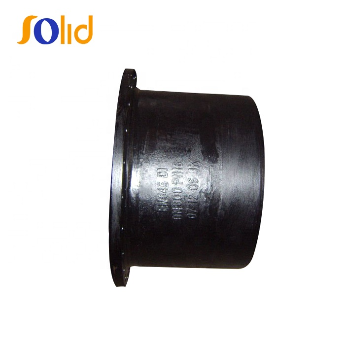 Water Supply Pipe Fitting Ductile Iron pipe fittings Flanged Spigot
