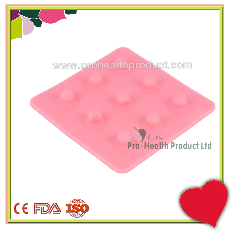 Stripping Shearing Laparoscopic Simulator Antatomy Training Surgical Instruments Silicone Traumatic Suture Pad For Medical Use