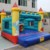 Happy Inflatable Bouncer Toys Customized For Party