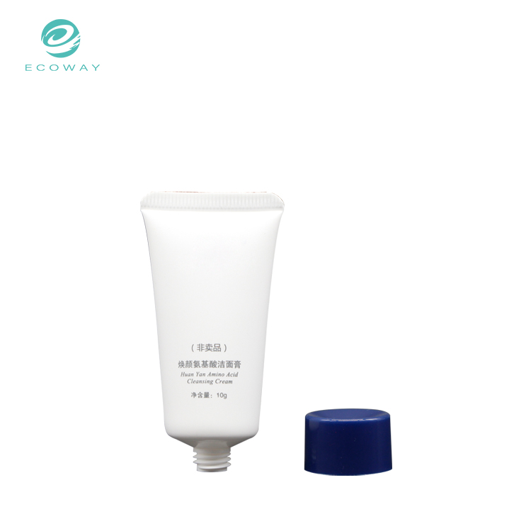Wholesale Travel Size Facial Cream Foam Packaging Tube