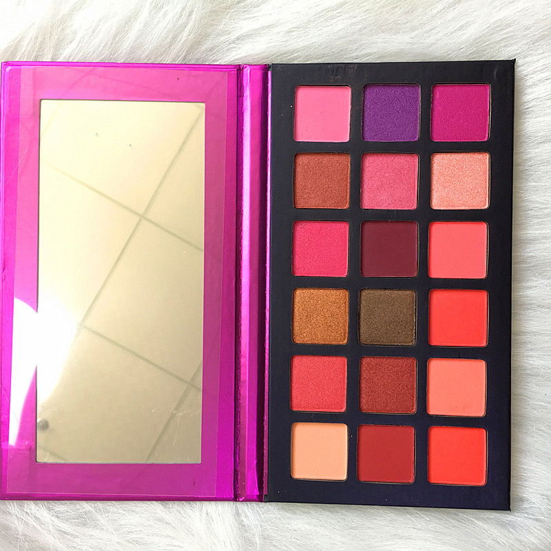 Unbranded <strong>Cosmetics</strong> 18 Custom Colors Original Makeup Eye Shadow Paletes