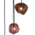 Nordic Modern Home Decor Lamps Hanging Lights Glass Pendant Lighting Chandelier