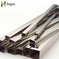 stainless steel square tube rectangular tubing 304 304l 316 316l 321