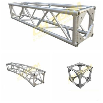 BC40-QS05 cheap aluminum truss exhibition truss lighting tower truss for sale