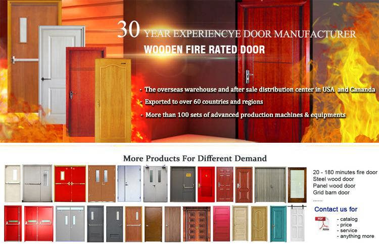 GH WHI UL Internal wooden fire proof doors