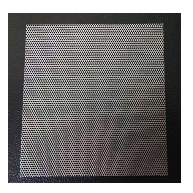 stainless steel round hole perforated metal <strong>mesh</strong> for filter of grain