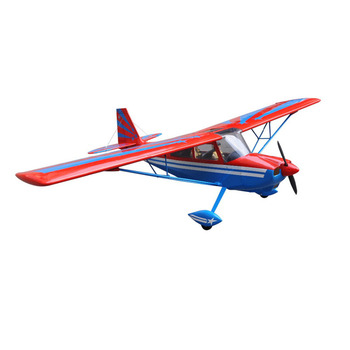 "Hot selling 4 Channel 6 Servos  72"" rc airplane"