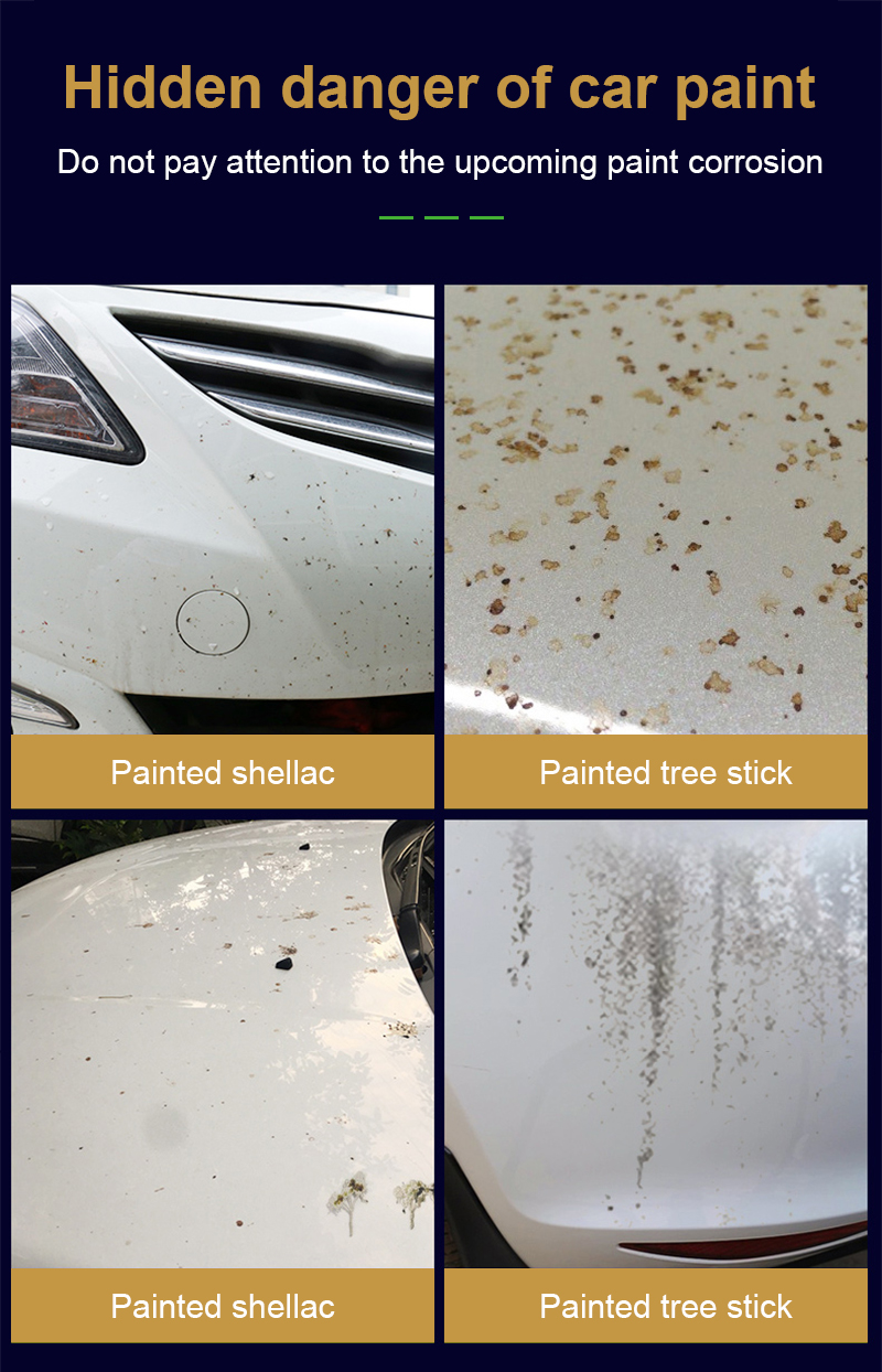 Wholesale Price Factory Bulk OEM/ODM Product Car Paint Fly & Bug Removal Auto Detailing Dead Insect Remover