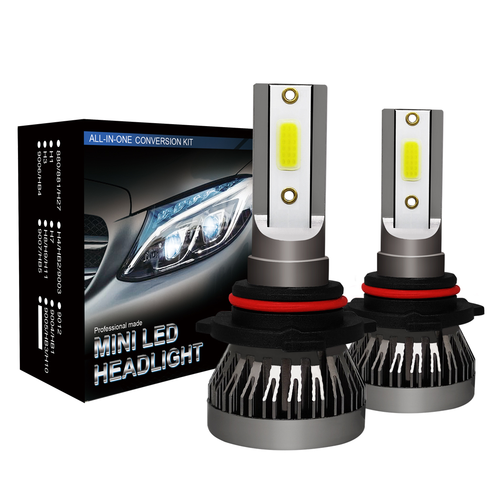 H7 LED <strong>Bulb</strong> Super Bright canbus H4 LED Lamp HB3 9005 HB4 H1 3000K 6000K White yellow <strong>blue</strong> red Auto COB 12V Car Headlight <strong>Bulbs</strong>