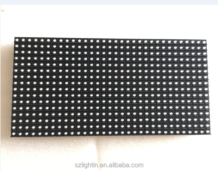 Ready to ship stock dip <strong>p10</strong> 3in1 outdoor LED display screen module 32x16