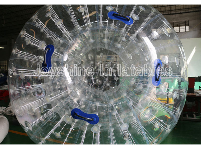 Custom Logo Cheap 3m Inflatable Body Zorbing Balls Large PVC TPU Human Sized Child Adults Hamster Zorb Ball Games For Sale