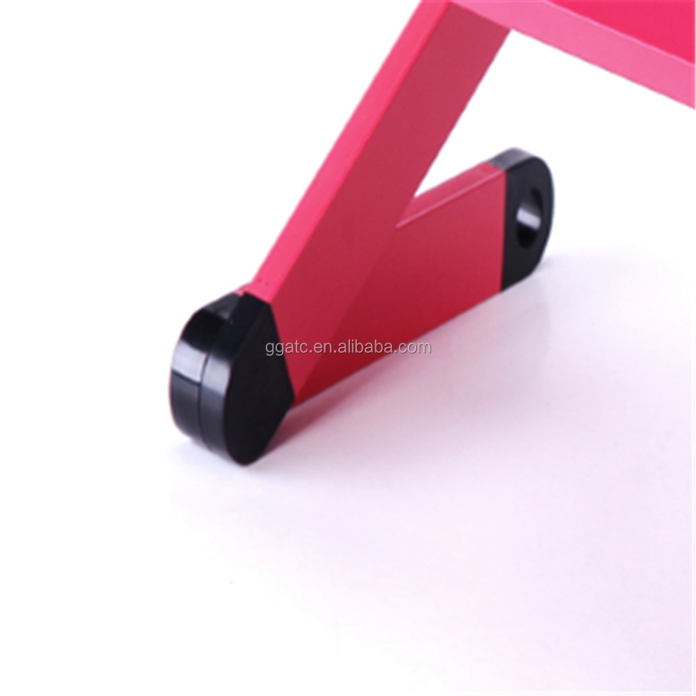 High quality foldable laptop desk table portable rolling laptop table cheap laptop table stand