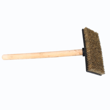 Hot sale utility soft washing machine pig hair cleaning wall <strong>brush</strong> with wooden handle Bristle Ceiling <strong>Brush</strong> For Wall